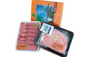 H.ロースステーキ(2枚) &  焼肉用