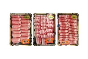 HAPPY.3 あぐ〜豚/部位3種食べ比べセット 3,500円